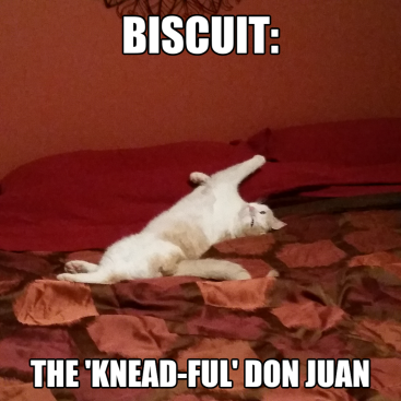 Biscuit - The Kneadful Don Juan